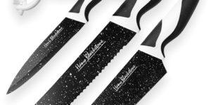 Harry Black Stone набор керамических ножей