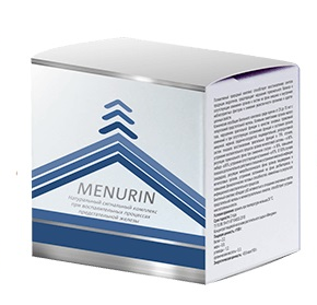 Menurin лекарство от простатита