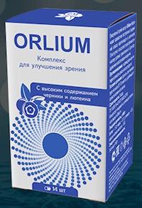 Orlium (Орлиум) для зрения: отзыв врача, цена, где купить