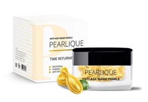 Pearlique Anti-Age Nano Pearls — пептидный комплекс против морщин