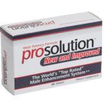 ProSolution — стимулятор эрекции и роста члена