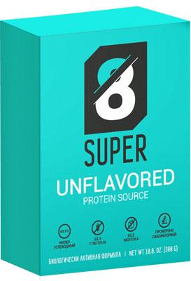 Протеин Super 8 – коктейль-помощник для спортсменов