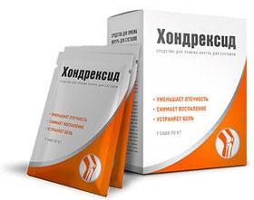 Хондрексид восстановит костные и хрящевые ткани