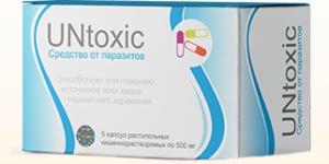 Реальные и отрицательные отзывы о капсулах от паразитов UNtoxic