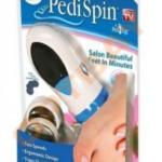 Реальные и отрицательные отзывы об электрической пемзе Pedi Spin