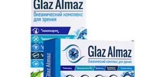 Реальные и отрицательные отзывы об океаническом комплексе для зрения Glaz Almaz