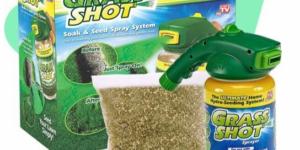 Реальные и отрицательные отзывы о жидком газоне Grass Shot