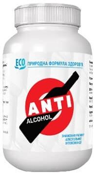Anti Alcohol для борьбы с алкогольной зависимостью