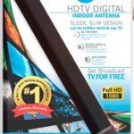Компактная антенна для дачи HQClear TV