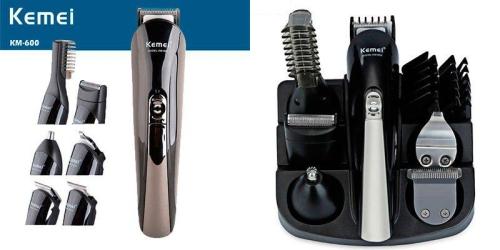 машинка и триммер для волос