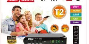 Operasky OP-407: улучшенный многофункциональный тюнер для вашего телевизора
