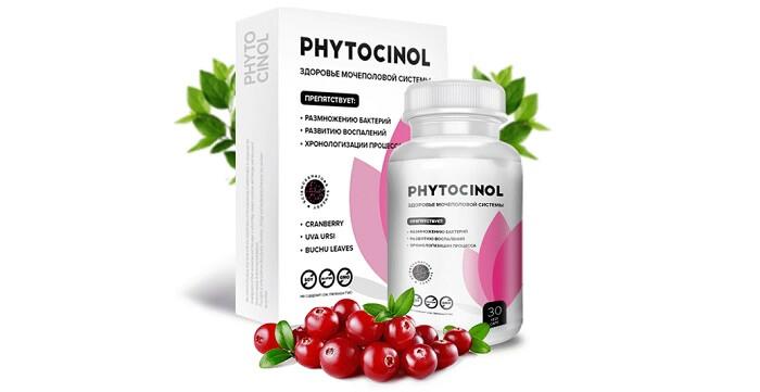 Упаковка Phytocinol