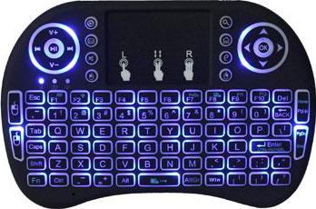беспроводная сенсорная клавиатура Tiki GoGo