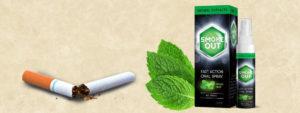 Smoke Out спрей против курения состав