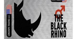 The Black Rhino – средство для восстановления потенции