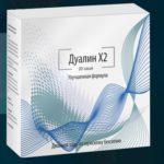 Дуалин Х2 — препарат для лечения мужского бессилия