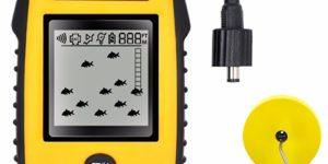 Fish Finder – компактный эхолот для рыбной ловли