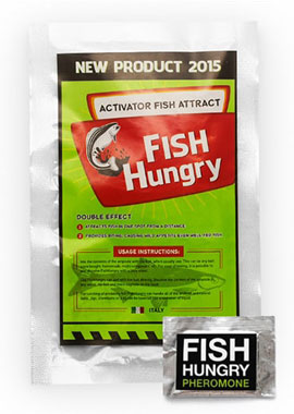 FishHungry — активатор клева для отличного улова