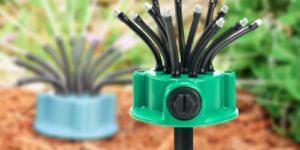 Fresh Garden – автоматическая система для быстрого полива сада