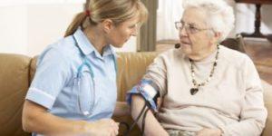 Лечение гипертонической болезни у пожилых людей