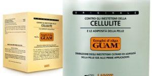 Guam для борьбы с целлюлитом