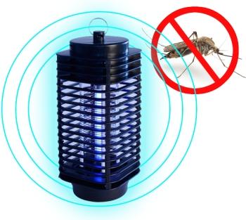 уничтожает комаров