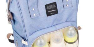 Mammy Bag — вместительная и стильная сумка-рюкзак для мам