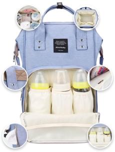 функциональная сумка-рюкзак