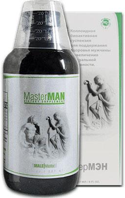 Master Man от простатита