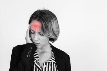 Микроинсульт у женщины