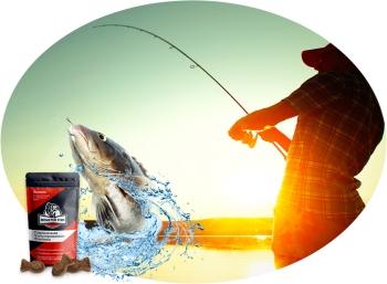 помощник на рыбалке