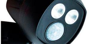 Night Hawk – беспроводной светильник с датчиком движения