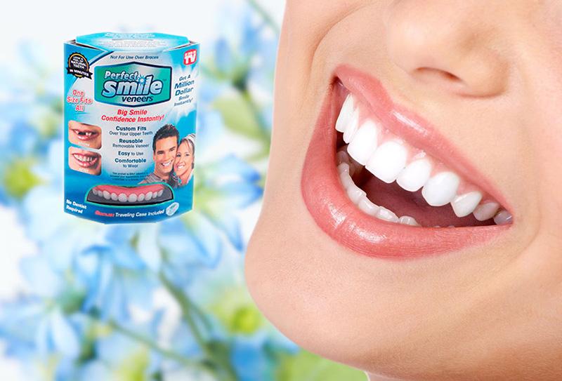 Perfect smile veeners для зубов результаты