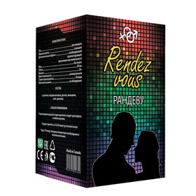 Rendez Vous: натуральное средство для усиления женского либидо