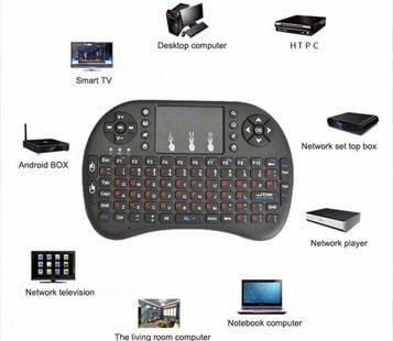 с какими устройствами работает клавиатура