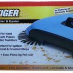 Turbo Tiger – механический веник для домашней уборки