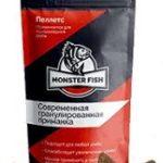 Реальные и отрицательные отзывы о гранулированной приманке Пеллетс Monster Fish