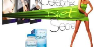 Digestit colon cleanse для похудения