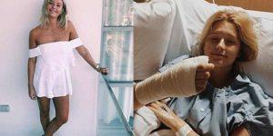 Из-за привычки грызть ногти у девушки развился редкий рак пальца