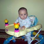 Детские ходунки: высокий травматизм при сомнительной пользе