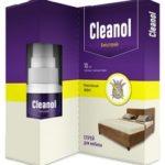 Cleanol поможет освободить помещение от пылевых клещей