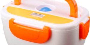 Launch Box — пищевой контейнер с функцией разогрева