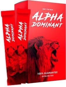 Alpha Dominant — гель для увеличения пениса