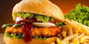 Отказ от вредной пищи может вызывать настоящую ломку