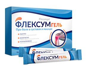 Флексумгель – крем-гель для лечения суставных заболеваний