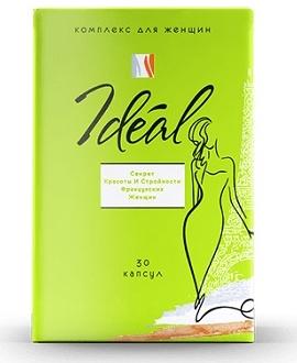 Ideal — комплекс для восстановления женского здоровья и красоты