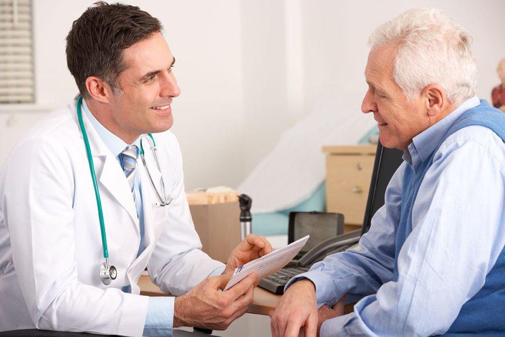 лечение пожилых