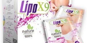 LipoX9 – пищевая добавка с жиросжигающим эффектом