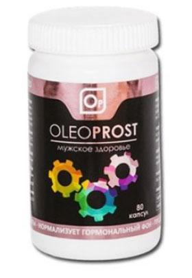 Oleoprost – препарат для лечения хронического простатита
