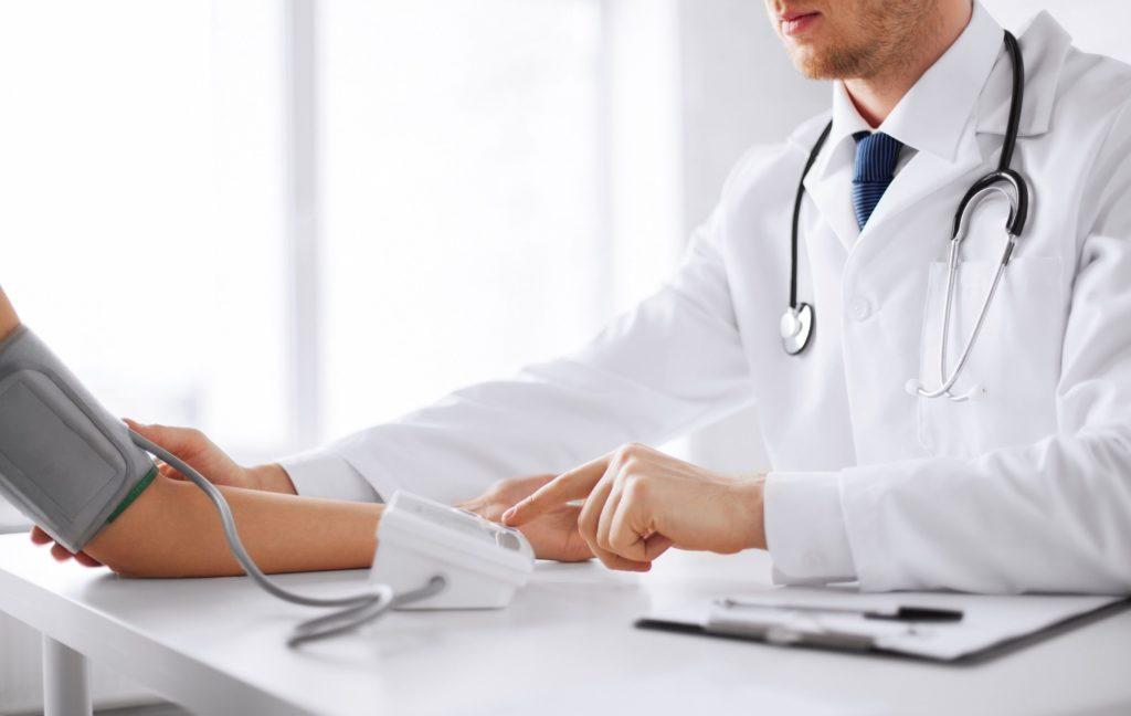 посещение кардиолога